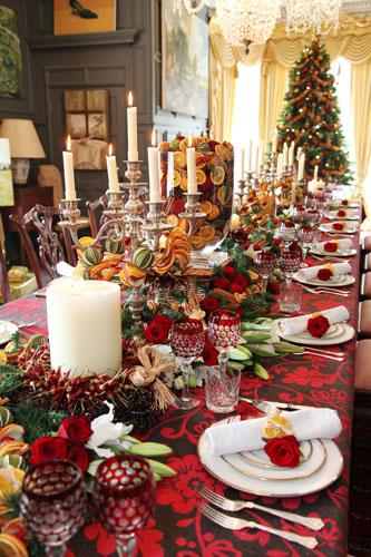 Masa de Crăciu, kudika.ro