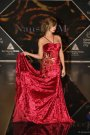 Rochii de seara pe catwalk: colectia Nausica M la Bucharest Fashion