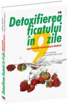 Top 10 Diete celebre propuse de marii specialisti - Detoxifierea ficatului în 9 zile  - Slide 3 din 10