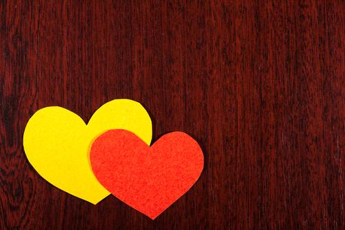 Poze cu inimioare - Inimi hartie - Slide 3 din 7