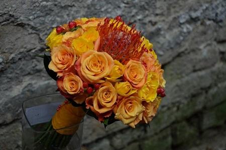Nunta De Toamna Cele Mai Frumoase Aranjamente Florale