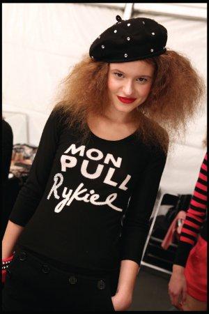 Sonia Rykiel pentru HM  - Tot in avanpremiera a fost prezentata si colectia de tricotaje pentru - Slide 2 din 38