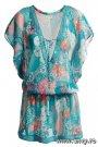 Rochie Floral Flutter Aceasta rochita multicolora este ideala pentru