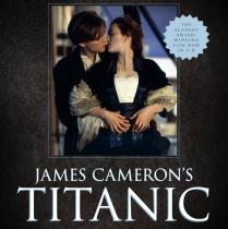 O carte fabuloasa: Titanic, cu coperta lenticulara