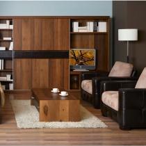 18 piese de mobilier casual, de efect