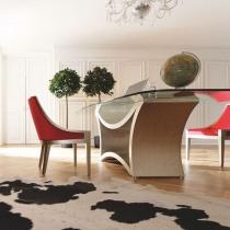 20 de piese de mobilier si accesorii in culori de Craciun