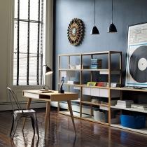 Biroul de acasa: 5 pasi pentru a avea un birou inedit