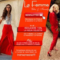 (P) LaFemme va recomanda 3 rochii de seara glamour. Cate like-uri merita?