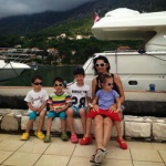 Decizie radicala: Nicoleta Luciu si-a luat copiii si a plecat de acasa!