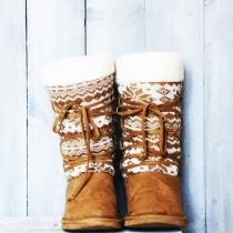 Shopping: Ghete de iarna