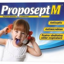 Propolis C si Proposept M te salveaza de raceala si gripa