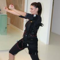 Ioana Ginghina face antrenamente ca la Hollywood