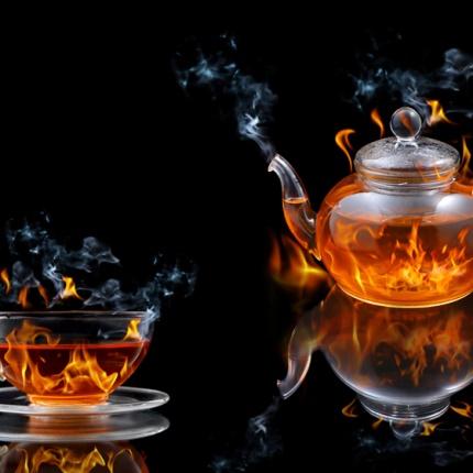 Focul Vindecator al Primaverii - ceaiul batranesc care alunga bolile