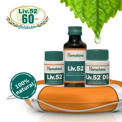 (P)Da start detoxifierii de primavara! Liv 52 e adjuvantul perfect!