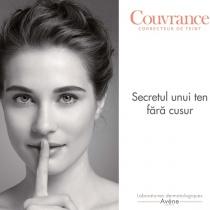 Laboratoarele Dermatologice Avene lanseaza Couvrance
