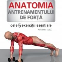 Anatomia antrenamentului de forta. Cele 5 exercitii esentiale