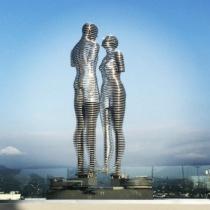 Video: Zi de zi aceste statui spun o poveste tragica. Iar modul in care o fac este INCREDIBIL