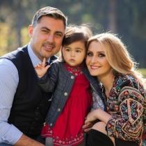 Alina Sorescu este din nou INSARCINATA