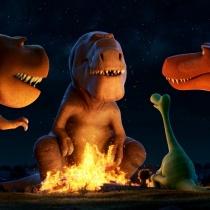 Trei vedete dau viata personajelor din Bunul Dinozaur