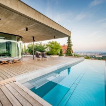 Arhitectura contemporana: Casa E, Caramel Architects