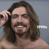 Cum s-a schimbat idealul de frumusete masculina in ultimii 100 de ani?