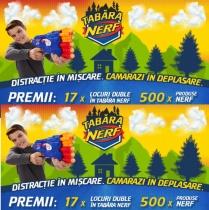 De ce e Tabara NERF cea mai tare tabara din Romania?