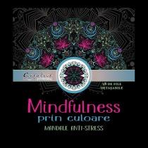 Mindfulness prin culoare. Mandale anti-stress