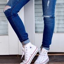 5 Modele de jeansi + pantaloni daca esti miniona