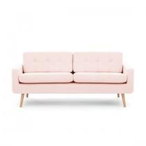 12 piese de mobilier in culori pastelate