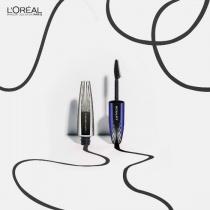 Sculpteaza-ti genele cu noua mascara L'Oreal Makeup Designer/Paris False Lash Sculpt Black