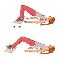 Exercitii de kinetoterapie pentru coloana si afectiunile coloanei vertebrale
