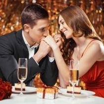 2 idei de tinute pentru o cina romantica de Valentine's Day