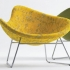 Trend alert: mobilier si accesorii galbene