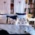 25 de accesorii pentru pat cu model floral