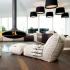 4 stiluri decorative pentru livinguri