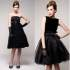 15 rochii pentru Revelion LIttle Black Dress by Agnes Toma