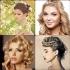 Coafuri de nunta: Modele romantice