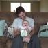 Video: Mesajul tatalui bolnav de cancer pentru fiica sa de doar 7 luni