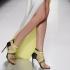 Sandale colorate pentru nuntile in aer liber