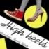 High Heels in magazin de bicle
