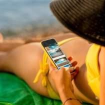 Mamaia are propria aplicatie: ce pot afla turistii din ea