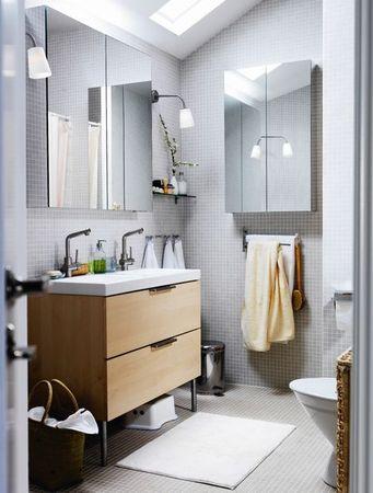 mobilier baie godmorgon. Black Bedroom Furniture Sets. Home Design Ideas