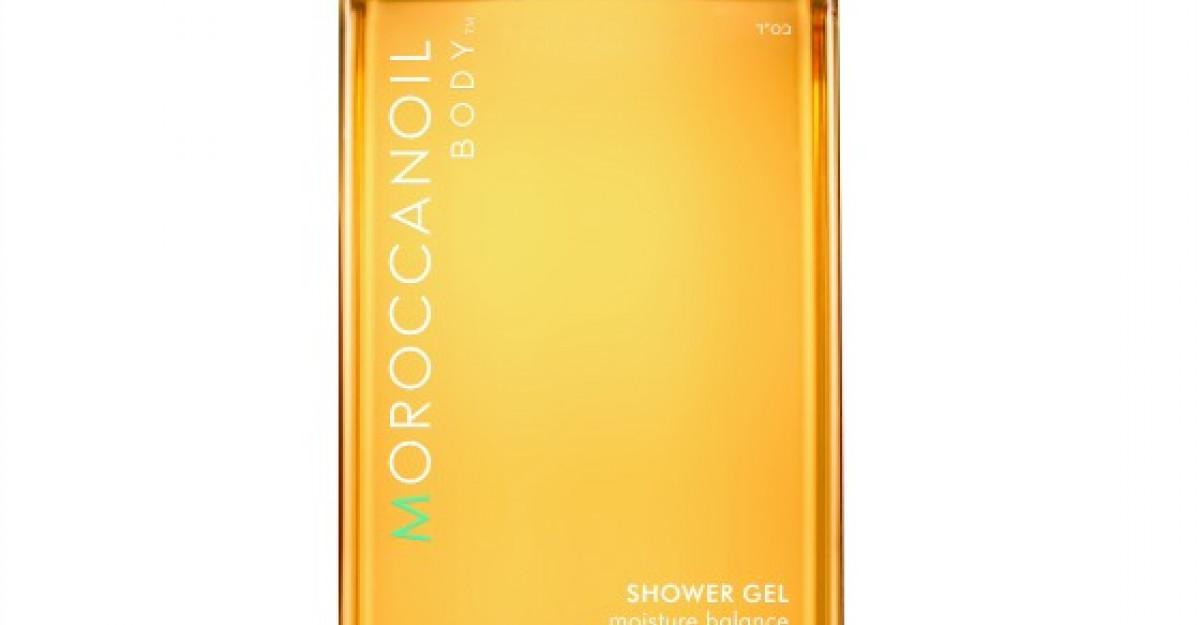 Lansare Moroccanoil Body Shower Gel