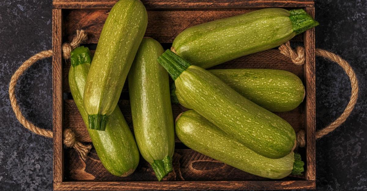 Dovlecelul, alimentul medicament bogat în vitamine