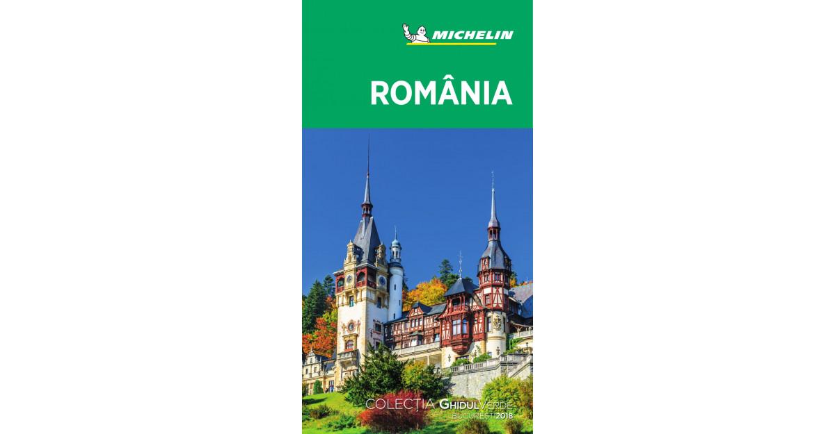 Michelin lanseaza a doua editie a ghidului verde pentru Romania