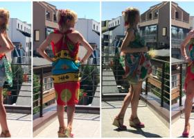 7 Moduri de a purta esarfa vara asta