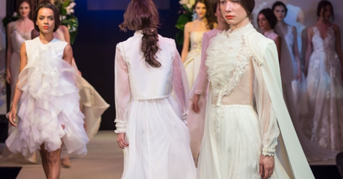 Marie Ollie @Bucharest Bridal Fashion Show - Independenta stilistica a miresei nonconformiste