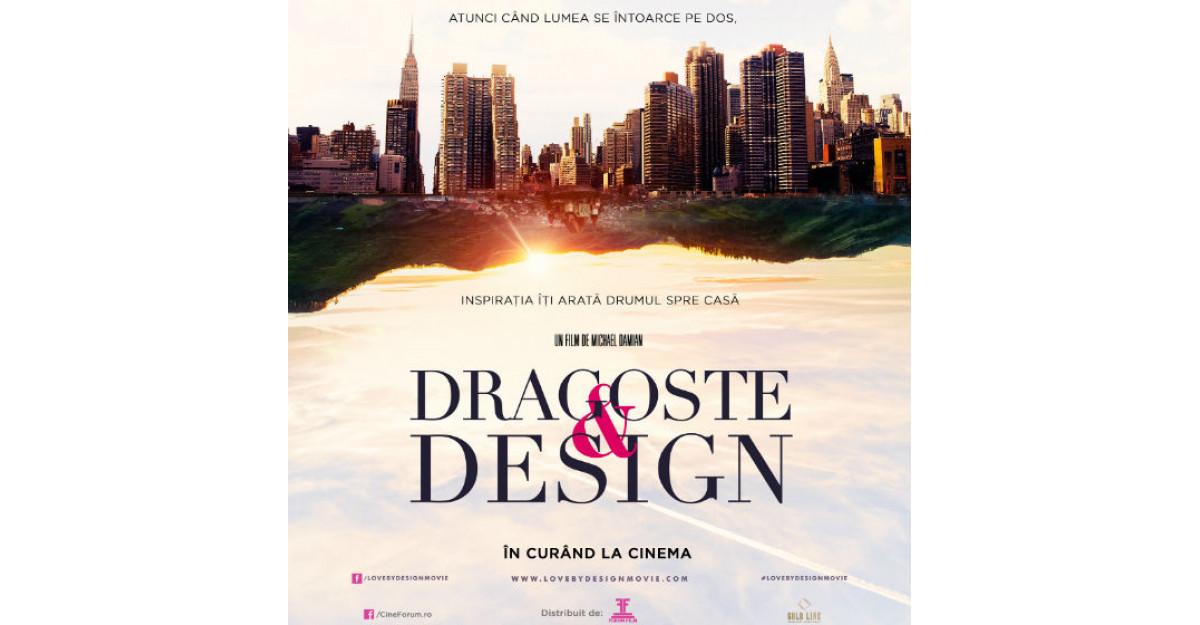 Love by Design - coproductie romano-americana, filmata in Romania