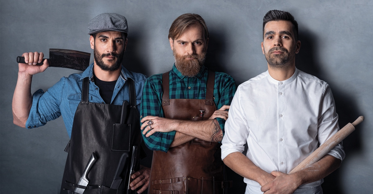 Hanu' Berarilor devine berărie gastronomică. Brutaru', Măcelaru' și Beraru' sunt eroii noului meniu.
