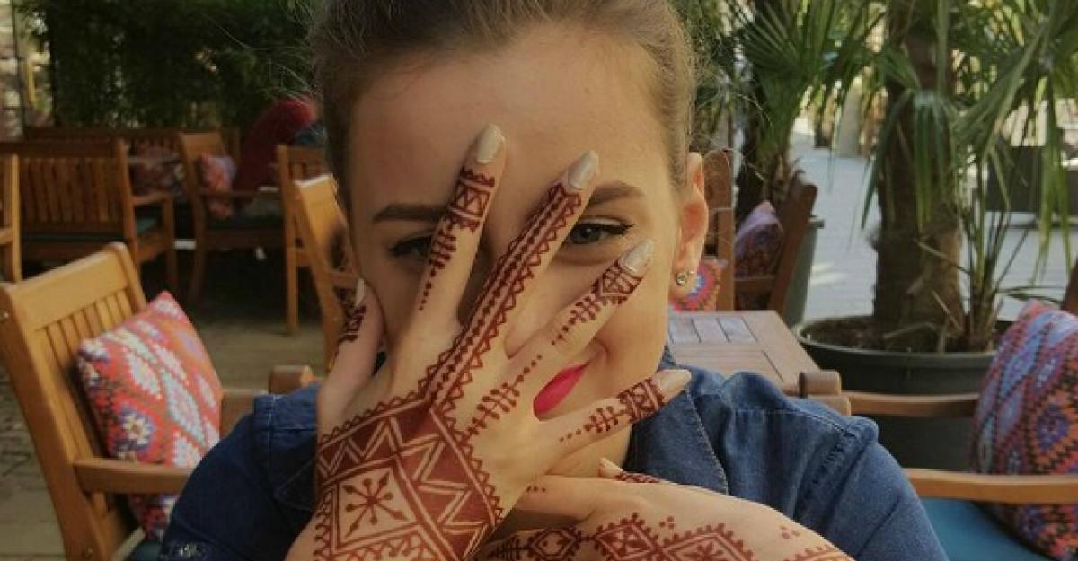 Un cadou special de Craciun, Henna Journey Gift Certificate